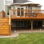Grand Staircase and Cedar Deck