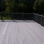 Elevated Trex Deck