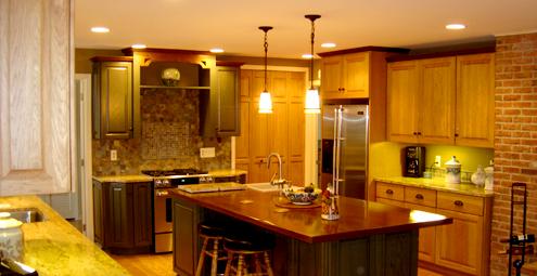 Ann Arbor Kitchen Remodel